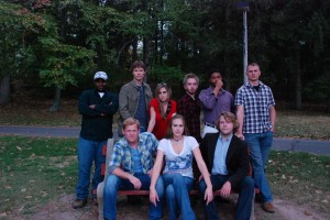 Cast Photo - TWO DAYS BACK (A Mont Alto Film Project)